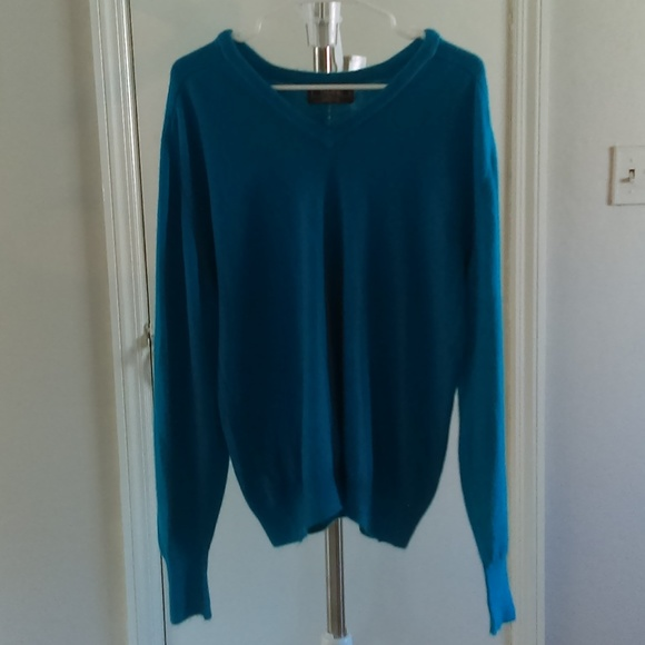 Thane Other - Thane Large Blue Long Sleeve Sweater